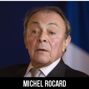 Conférence Michel Rocard