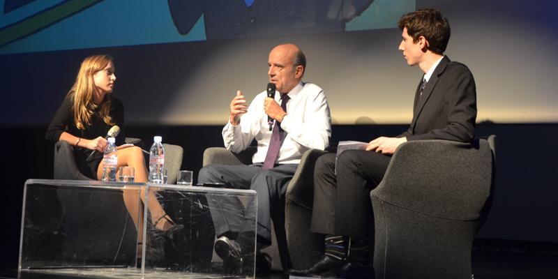 Conférence Alain Juppé