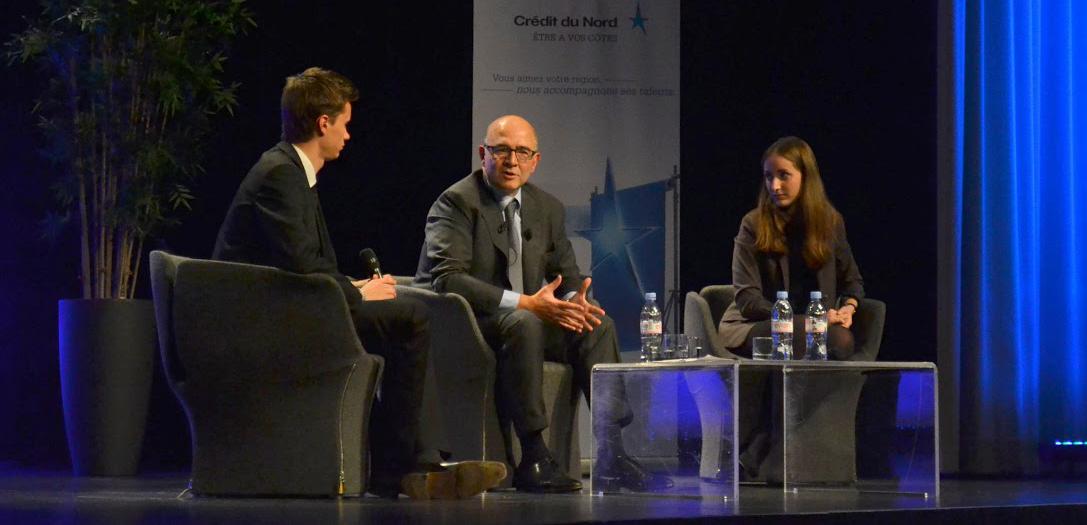 Conférence Pierre Moscovici