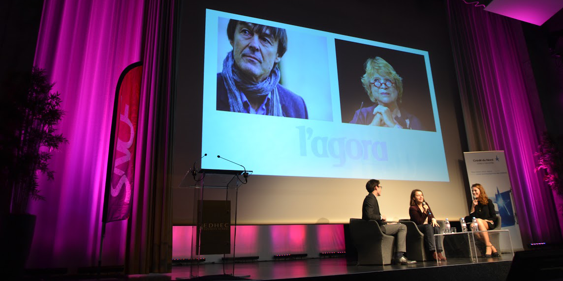 Conférence Cécile Duflot