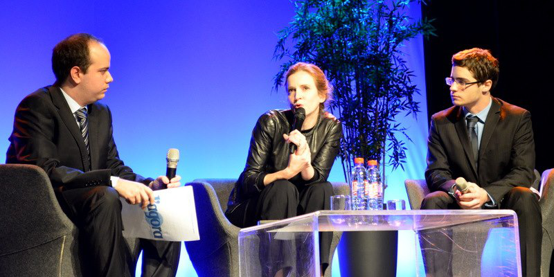 Conférence Nathalie Kosciusko-Morizet