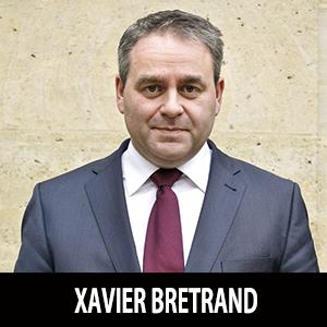 Xvier Bertrand conférence AGORA