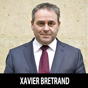 L'Agora reçoit Xavier Bertrand